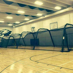 Batco Foldable Batting Cages-Baseball & Softball Equipment-Batco-Unique Sports