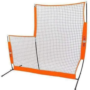 Bownet 8' x 7' L-Screen Pro Net-Baseball & Softball Equipment-Bownet-Unique Sports