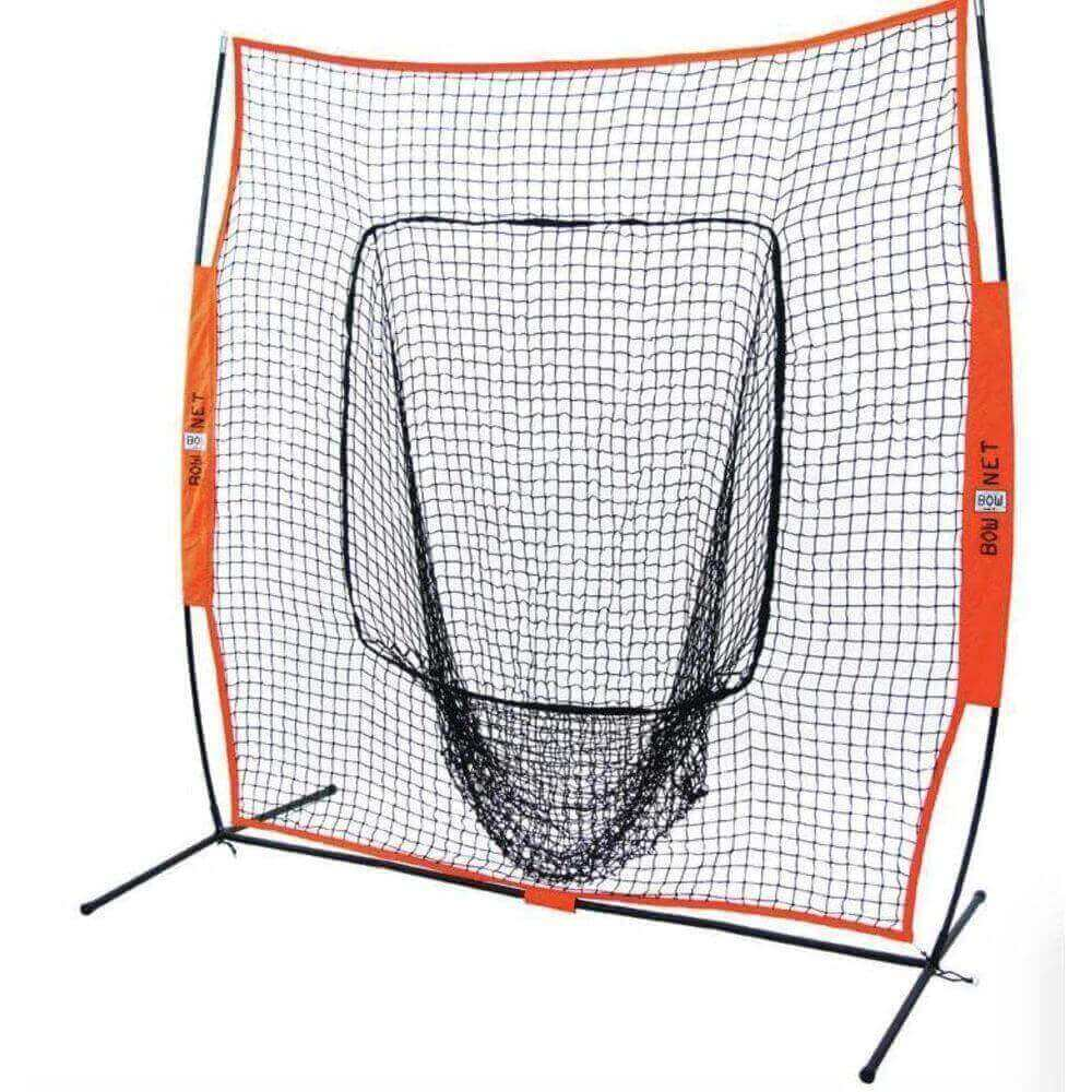 Bownet 8' x 8' Big Mouth Pro-Baseball & Softball Equipment-Bownet-Unique Sports