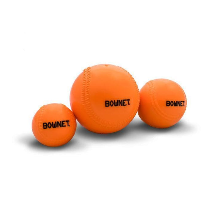 Ballast Weighted Balls With Raised Seams By Bownet