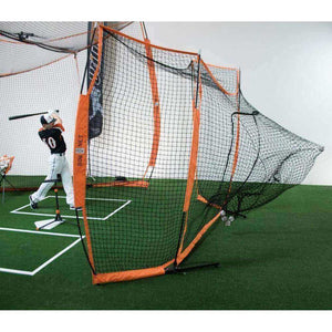 Bownet Hitting Station/Backstop-Baseball & Softball Equipment-Bownet-Unique Sports