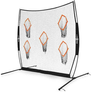 Bownet QB5 Football Screen-Nets - Kicking & Throwing-Bownet-Unique Sports