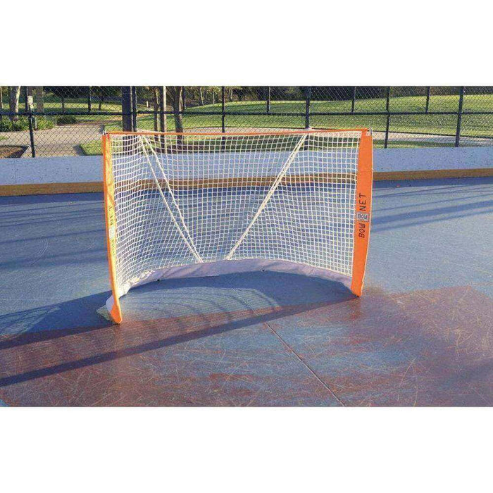 6'x4' Portable Ice And Roller Hockey Goal By Bownet