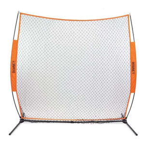 Portable 7'x7' Soft Toss X Practice Net By Bownet Sports-Baseball & Softball Equipment-Bownet-Unique Sports