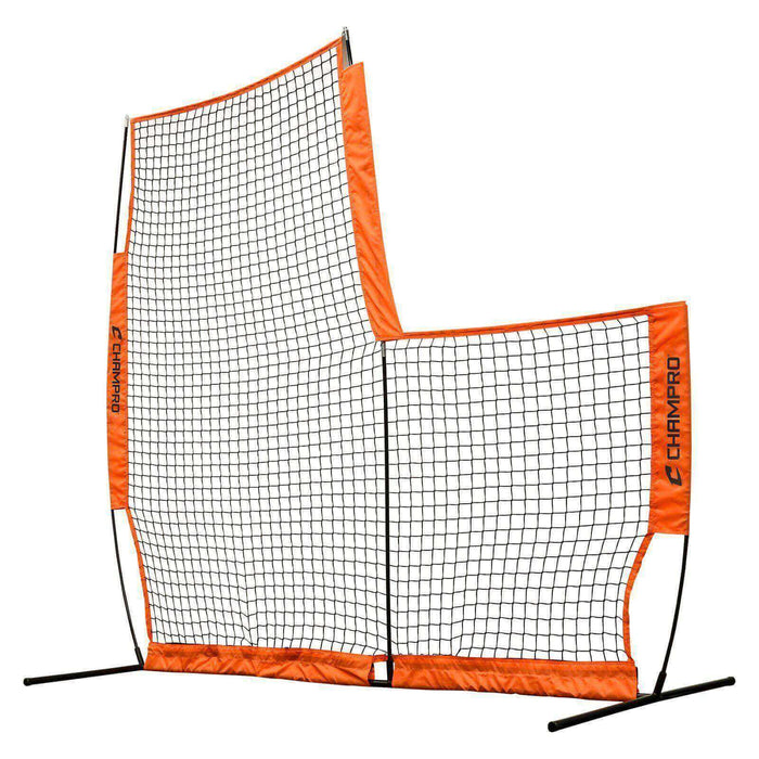 The 'MVP' Portable 7'x7' L-Screen By Champro Sports