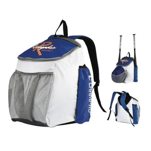 Champro Players Premier Backpack-Baseball & Softball Equipment-Champro-Unique Sports