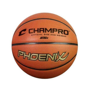 Regulation Size Men's and Women's Basketballs-Basketball Equipment-Champro-Unique Sports