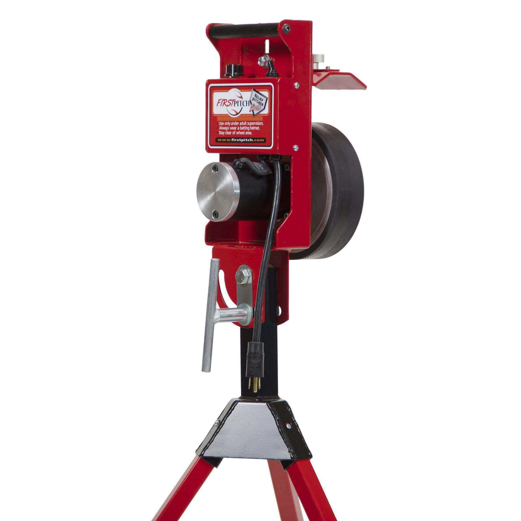 First Pitch Relief Pitcher-Pitching Machine-First Pitch-Unique Sports