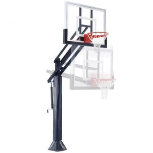 First Team Attack In-Ground Basketball Hoop-Basketball - Hoops-First Team-Unique Sports