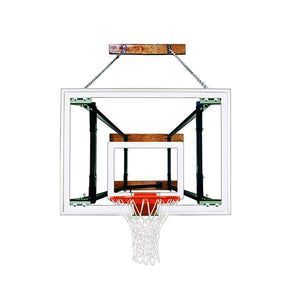 First Team Foldamount 82 Side Folding Wall Mounted Hoop-Basketball Equipment-First Team-FoldaMount 82 Maverick-Unique Sports