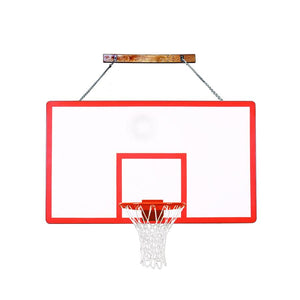 First Team Foldamount 82 Side Folding Wall Mounted Hoop-Basketball Equipment-First Team-FoldaMount 82 Performance-Unique Sports