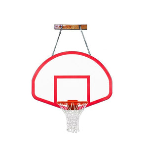 First Team Foldamount 82 Side Folding Wall Mounted Hoop-Basketball Equipment-First Team-FoldaMount 82 Rebound-Unique Sports