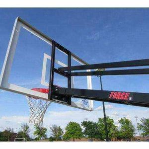 First Team Force In-Ground Basketball Hoop-Basketball Equipment-First Team-Unique Sports