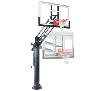 First Team Force In-Ground Basketball Hoop-Basketball - Hoops-First Team-Unique Sports