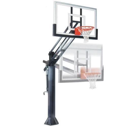 First Team Force In-Ground Basketball Hoop