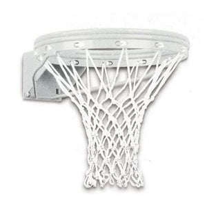 First Team Galvanized Unbreakable Fixed Rim-Basketball Equipment-First Team-Unique Sports