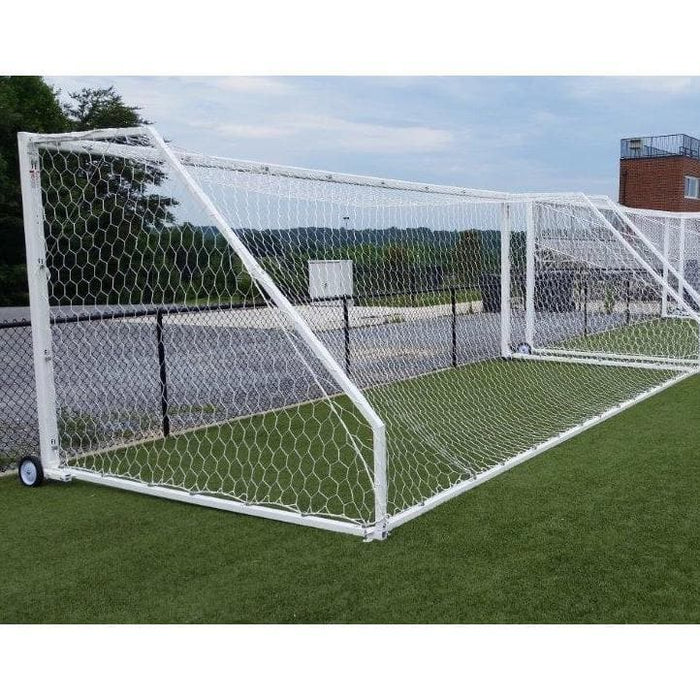 First Team Golden Goal 44 Aluminum Soccer Goals