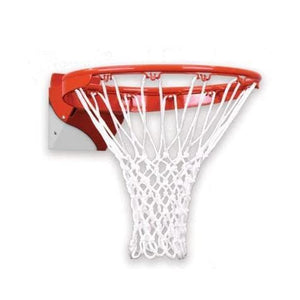 First Team Heavy Duty Zinc Coated Flex Basketball Rim-Basketball Equipment-First Team-Unique Sports