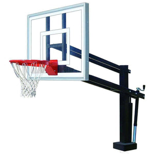 First Team HydroShot™ Poolside Basketball Goal-Basketball Equipment-First Team-HyrdoShot II-Unique Sports