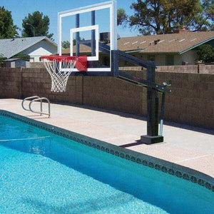 First Team HydroShot™ Poolside Basketball Goal-Basketball Equipment-First Team-Unique Sports