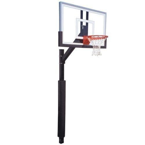 First Team Legacy In-Ground Basketball Hoop