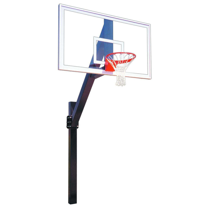 First Team Legend In-Ground Basketball Hoop