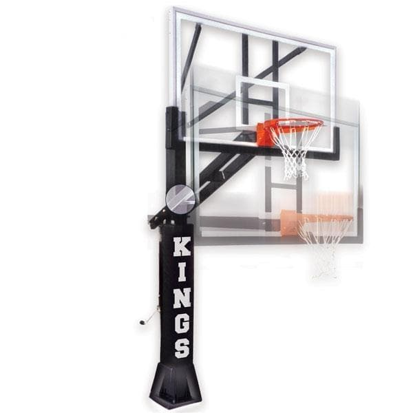 First Team Olympian Arena In-Ground Basketball Hoop