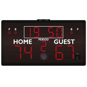 Portable Scoreboards With 9-Inch By 6-Inch Digits-Basketball Equipment-First Team-Unique Sports