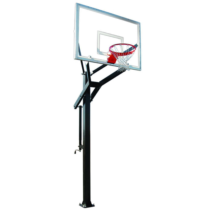 First Team PowerHouse 560 In-Ground Basketball Hoop