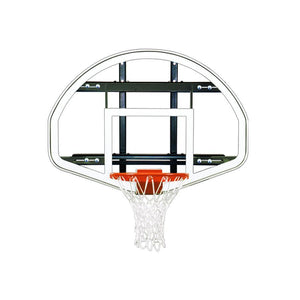 First Team PowerMount Wall Mounted Basketball Hoop-Basketball Equipment-First Team-PowerMount Advantage-Unique Sports
