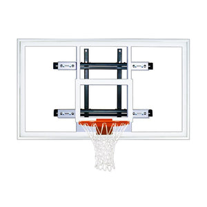 First Team PowerMount Wall Mounted Basketball Hoop-Basketball Equipment-First Team-PowerMount Supreme-Unique Sports