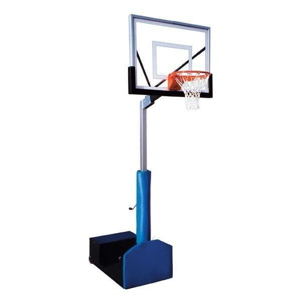 First Team Rampage Portable Basketball Hoop