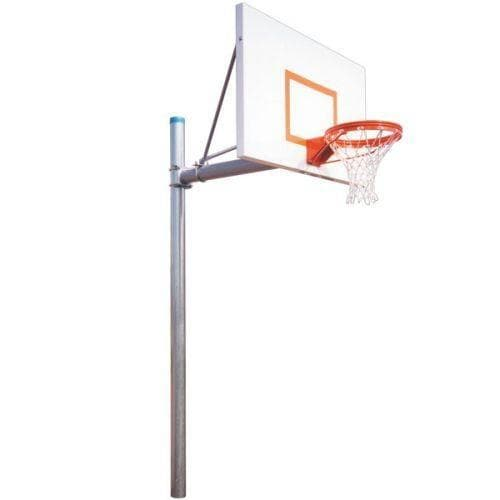 First Team Renegade In-Ground Basketball Hoop-Basketball Equipment-First Team-Unique Sports