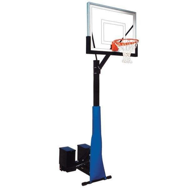 First Team RollaSport Portable Basketball Hoop-Basketball Equipment-First Team-Unique Sports