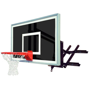First Team RoofMaster Roof Mounted Basketball Hoop-Basketball Equipment-First Team-RoofMaster Eclipse-Unique Sports