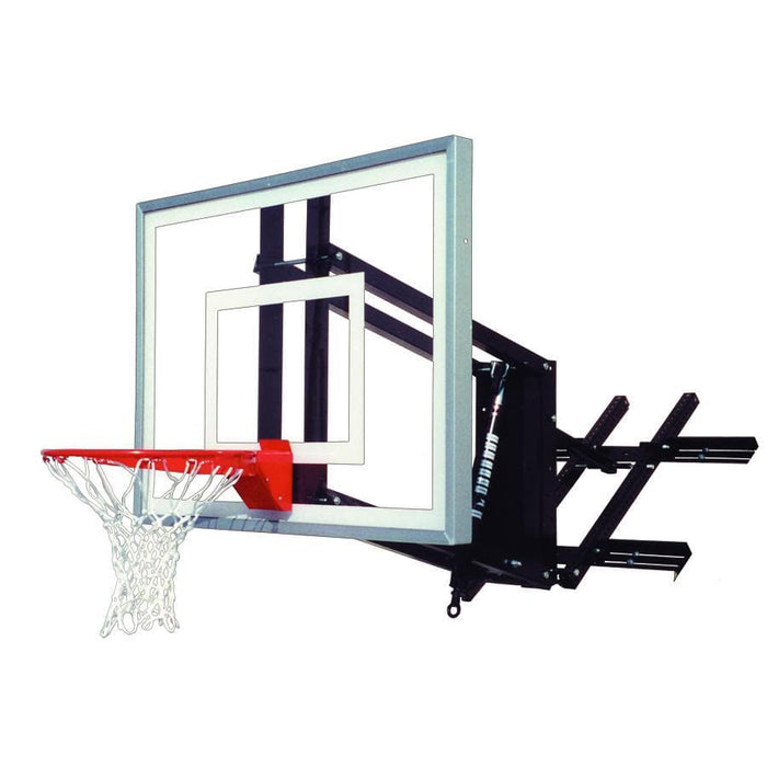 First Team RoofMaster Roof Mounted Basketball Hoop