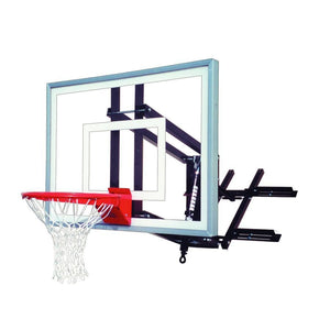 First Team RoofMaster Roof Mounted Basketball Hoop-Basketball Equipment-First Team-RoofMaster III-Unique Sports