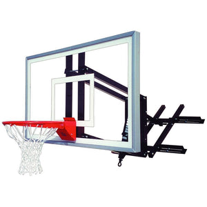 First Team RoofMaster Roof Mounted Basketball Hoop-Basketball Equipment-First Team-RoofMaster Select-Unique Sports
