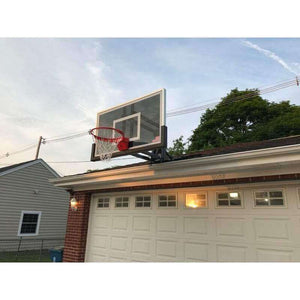 First Team RoofMaster Roof Mounted Basketball Hoop-Basketball Equipment-First Team-Unique Sports