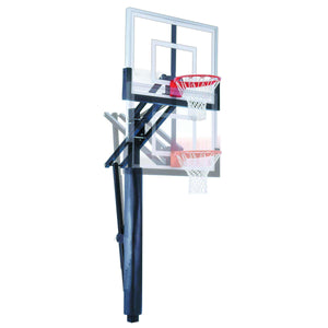 First Team Slam In-Ground Basketball Hoop-Basketball Equipment-First Team-Unique Sports