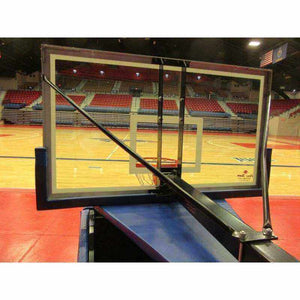 First Team Storm Portable Basketball Hoop-Basketball Equipment-First Team-Unique Sports