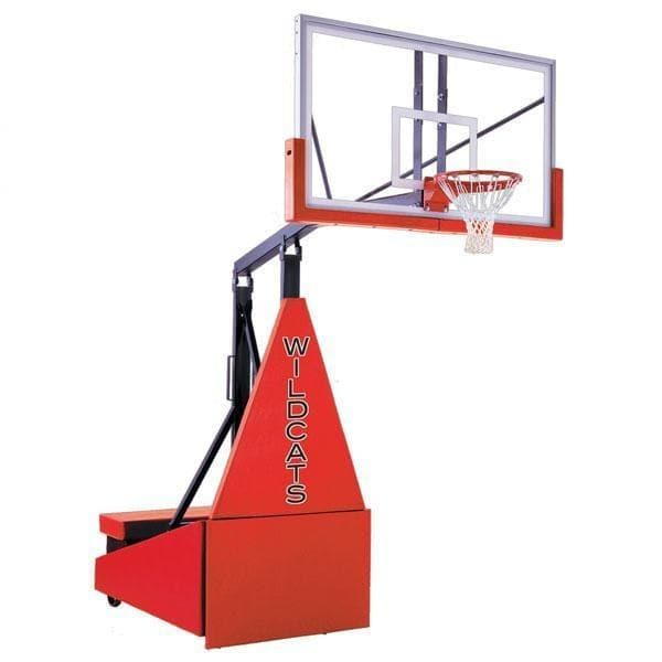 First Team Storm Portable Basketball Hoop