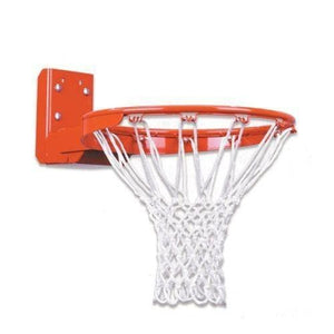 First Team Super-Duty Rear Mount Basketball Rim-Basketball Equipment-First Team-Unique Sports