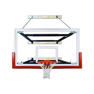 Supermount82 Series Of Wall Mounted Hoops By First Team-Basketball Equipment-First Team-SuperMount 82 Victory-Unique Sports
