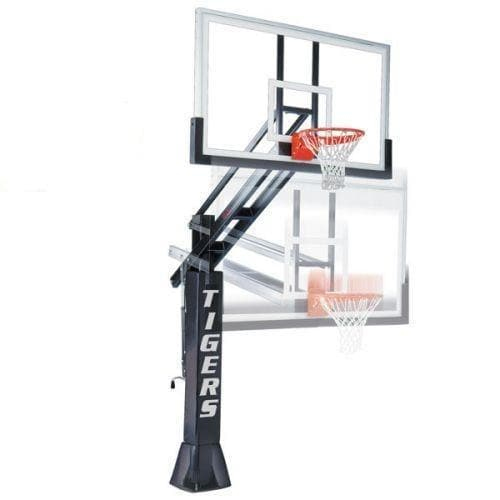 First Team Titan In-Ground Basketball Hoop