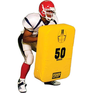 Fisher Athletic Big Beulah Body Shield-Football Equipment-Fisher Athletic-Unique Sports