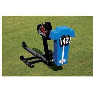 Fisher Athletic Bull Rush 1 Man Blocking Sled-Football Equipment-Fisher Athletic-Unique Sports
