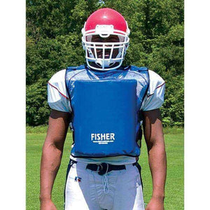 Fisher Athletic Catch All Vest-Football Equipment-Fisher Athletic-Unique Sports