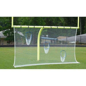 Fisher Athletic Football Throwing Net-Football Equipment-Fisher Athletic-Unique Sports