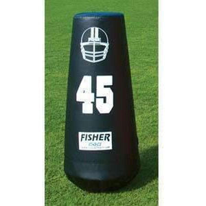 Junior Pop Up Football Dummy-Football Equipment-Fisher Athletic-Unique Sports